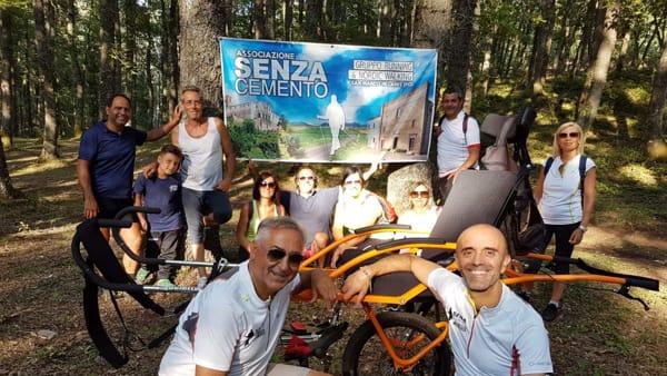A San Marco in Lamis la Festa del Cammino e della 'Natura senza barriere'