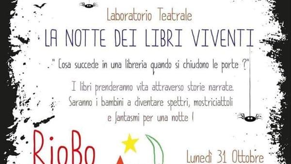 """""""La notte dei libri viventi"""", Rio Bo ospita il laboratorio dedicato ad Halloween"""