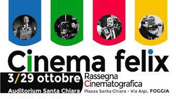 Auditorium Santa Chiara: al via la rassegna in lingua originale 'Cinema felix'