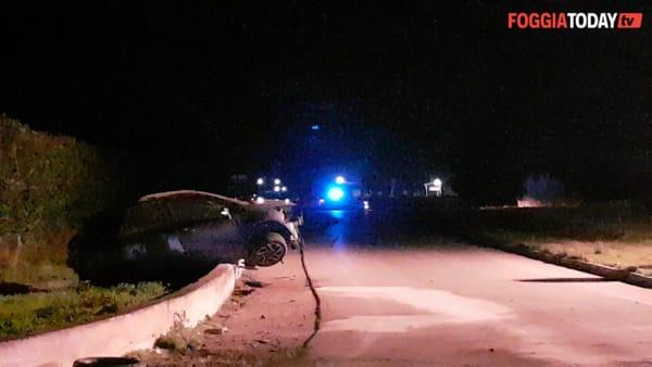 Grave incidente stradale a Foggia, scontro tra Renault e Golf sulla circonvallazione: un morto e quattro feriti