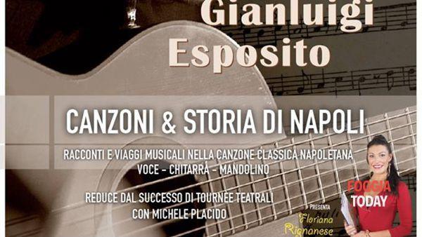 Musica e Poesia a 'La Villa dei Gourmets', con Gianluigi Esposito
