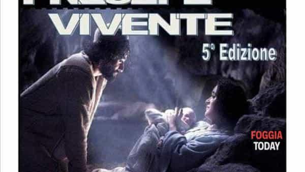 A Casalnuovo Monterotaro la quinta edizione del Presepe Vivente