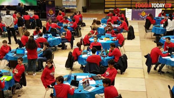 """La maratona nazionale delle Scienze, in Capitanata è sfida tra 40 licei e 160 studenti: """"Investiamo nella crescita del territorio"""""""