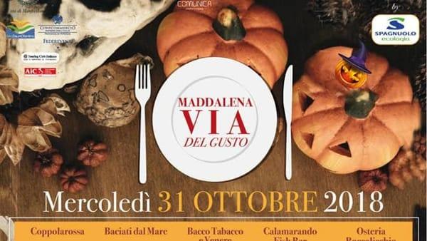 Manfredonia: nell'antico borgo di Via Maddalena ecco lo speciale Halloween