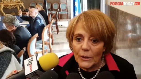 """Appello ai foggiani del commissario straordinario antiracket: """"Dovete reagire"""""""