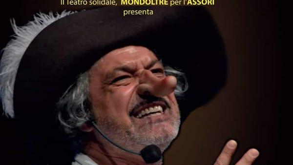A Lucera Amedeo De Paolis mette in scena il suo Cyrano