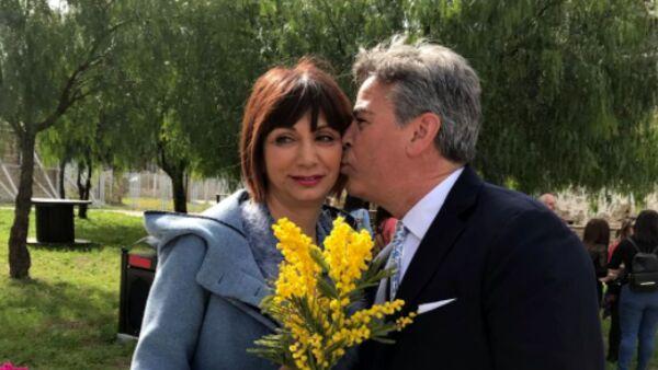 Daniela Di Donna, la moglie di Franco Landella sindaco dimissionario di  Foggia indagata per corruzione