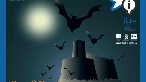 Speciale Halloween a Monte Sant'Angelo: il castello ospita la 'Caccia al Teshorror'