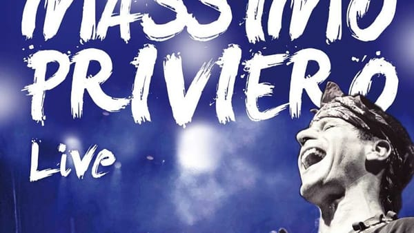 Con il concerto di Massimo Priviero, il Banco della Daunia ha un gusto rock
