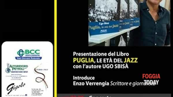 Dal libro di Ugo Sbisà al concerto del Jazz it up quartet: doppio evento al San Severo Winter Jazz