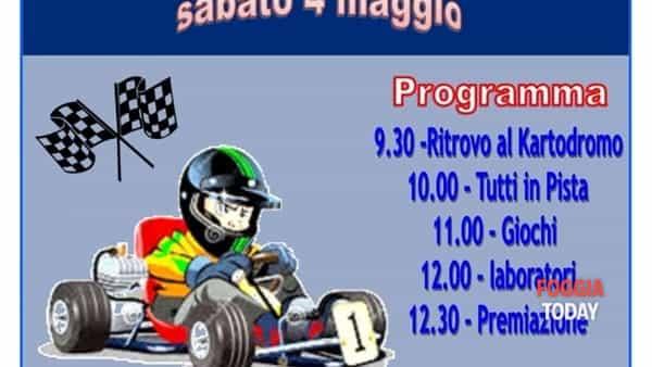 """Al Kartodromo S. Cecilia si va """"In pista senza...barriere"""""""