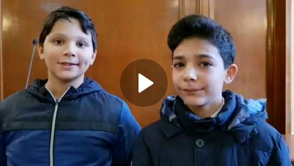 """[ VIDEO ] C'è speranza per Foggia, il grande gesto di Samuele e Francesco: """"Abbiamo fatto bene"""""""