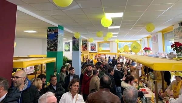 """Nel centro di Foggia sorge """"Campagna amica"""", il primo vero mercato a km 0"""