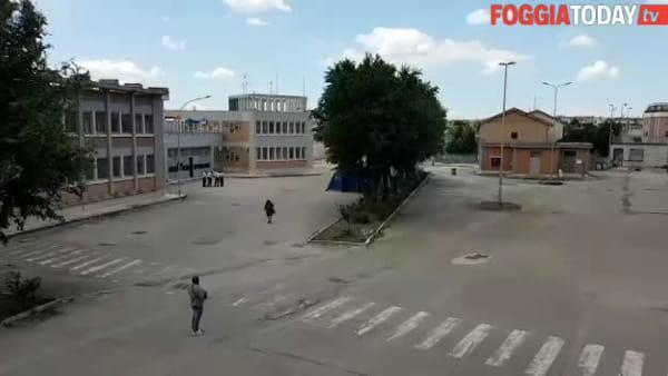 """""""Noi diciamo basta"""". Il grido d'allarme dal carcere di Foggia dove """"comanda la criminalità"""" ma mancano gli agenti"""