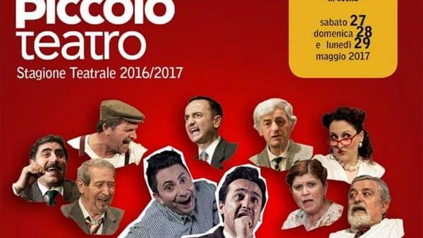 """""""Nu varietè da manecomije"""" chiude la stagione del Piccolo Teatro"""