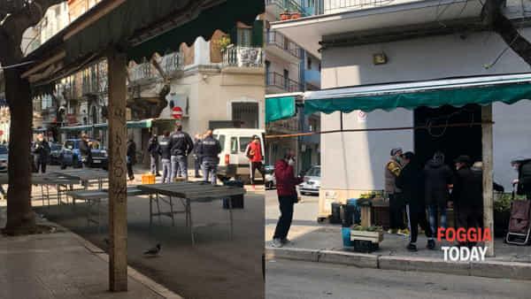 """Gli ambulanti del Rosati non ce la fanno più, vogliono riaprire con tutte le accortezze: """"Fateci questo regalo di Pasqua"""""""