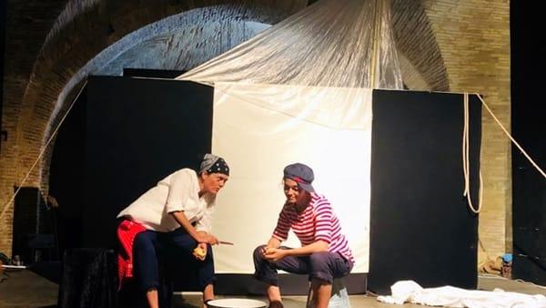 'Tre isole lontane': a Lucera storie di pirati, tesori, marinai e sirene