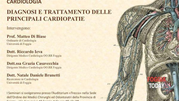 Cardiologia, diagnosi e trattamento delle principali cardiopatie