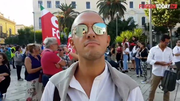 """""""Sei gay e non ti affitto casa"""". San Severo non ci sta e scende in piazza: """"Lottiamo per la libertà di tutti"""""""