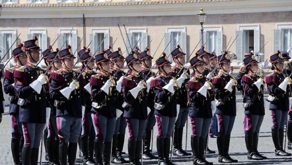 Foggia festeggia la Polizia di Stato. A 'Santa Chiara' si celebra il suo 164° anniversario