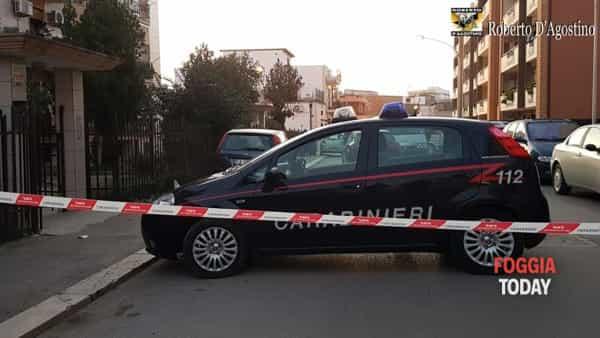 carabinieri triplice omicidio-suicidio orta nova-2