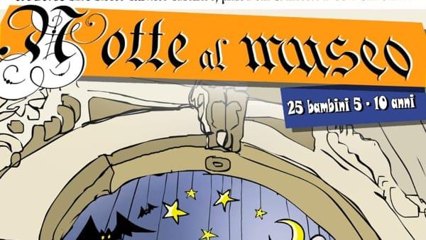 'Notte al Museo': al Mat una serata speciale con Streghe, fantasmi e vampiri