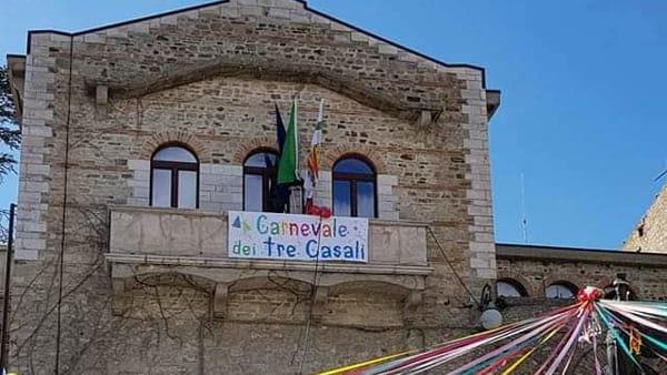 Il secondo carnevale dei tre casali a Casalnuovo, Casalvecchio e Castelnuovo