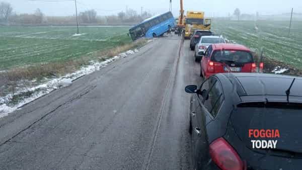 ferrovie del gargano incidente sutobus-2