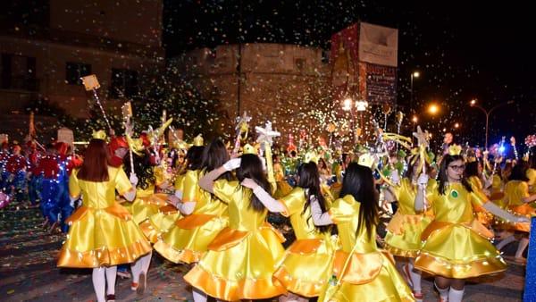 Torna il Carnevale di Manfredonia: musica, eventi per bambini, rassegne culturali e artisti locali nel fitto calendario di appuntamenti