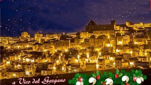 Dal villaggio di Santa Claus ai mercatini: il ricco programma di eventi del Natale a Vico