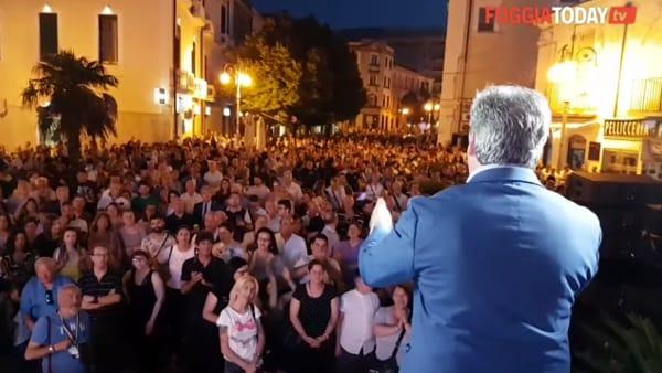 """Landella sfida Emiliano: martedì tutti a Bari perché capisca che """"questa è una città che merita più attenzione"""""""