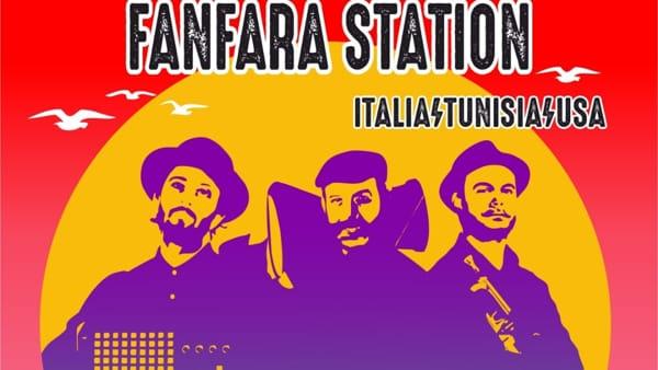 Tre musicisti per un dance party sorprendente! Gran chiusura del Mattinata Festival con i 'Fanfara Station'