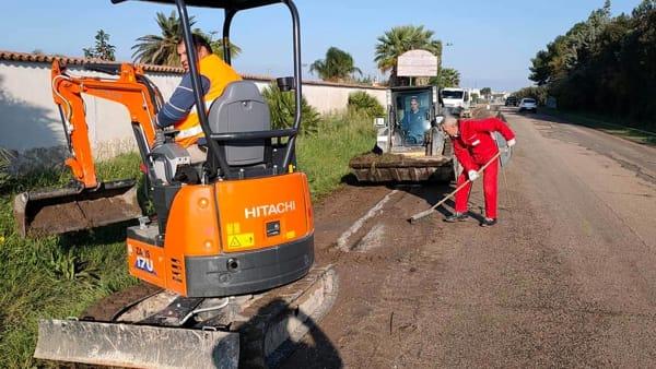 Un milione e mezzo di euro per le strade dei Cinque Reali Siti: il piano di manutenzione straordinaria parte dalla sp 81
