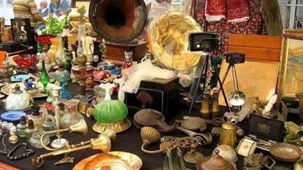 A Foggia torna Antiquariando, il mercatino in viale XXIV maggio