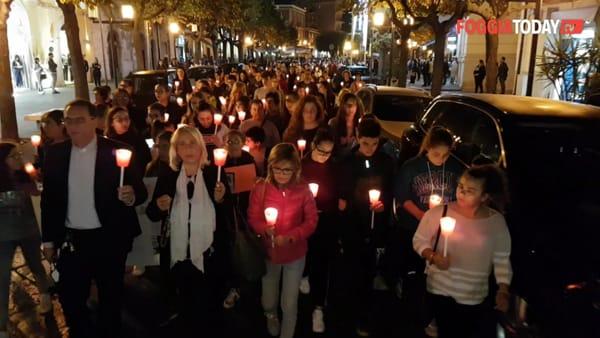 Tutta Orta Nova si stringe intorno al dolore di una famiglia distrutta: lacrime e preghiere per Teresa, Valentina e Miriana