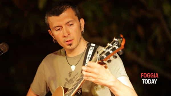 Massimo Varini a Foggia: il chitarrista emiliano protagonista all'Auditorium Santa Chiara