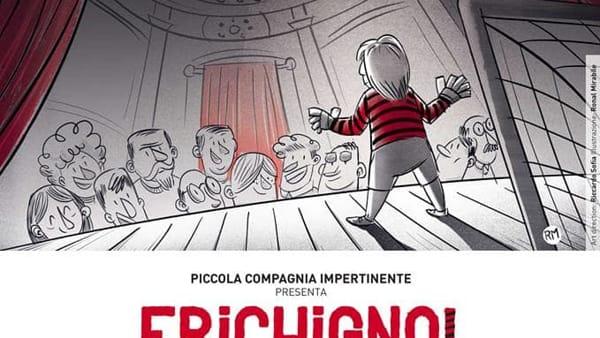 """Al Piccolo Teatro Impertinente va in scena """"Frichigno"""", un piccolo ritratto di Foggia"""