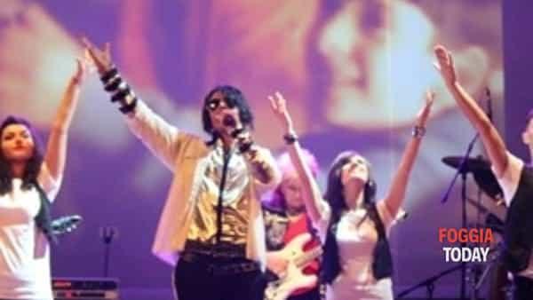 Gli Off The Wall a Orta Nova: la tribute band di Michael Jackson live al Broadway
