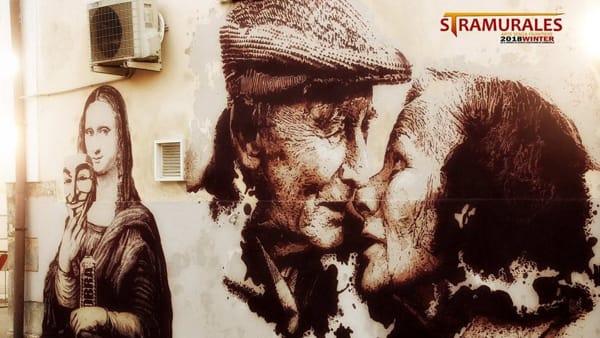 Torna 'Stramurales': Stornara si prepara per la seconda edizione del Festival di street art