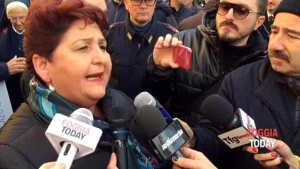 """""""Lo Stato a Foggia c'è"""". il Ministro Bellanova: """"Qui squadra eccellente nella lotta alla criminalità, abbiate fiducia"""""""