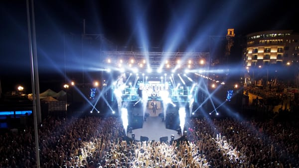 Il tour di Battiti live fa tappa a Vieste: a Marina Piccola i più grandi artisti della musica italiana