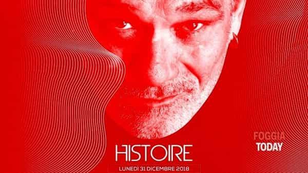 Capodanno a Foggia: all'Histoire protagonista Dj Ralf
