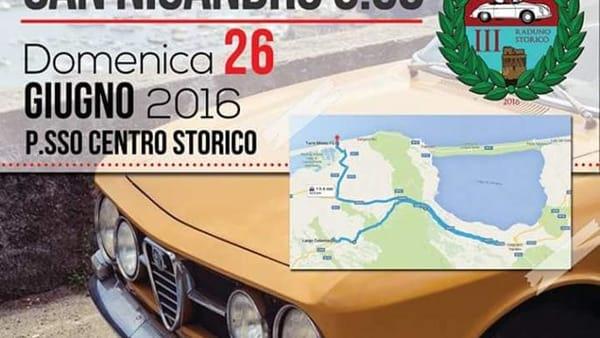 A San Nicandro e Torre Mileto il terzo raduno di auto d'epoca