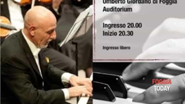 """Roberto Cappello in concerto giovedì al conservatorio """"Umberto Giordano"""""""