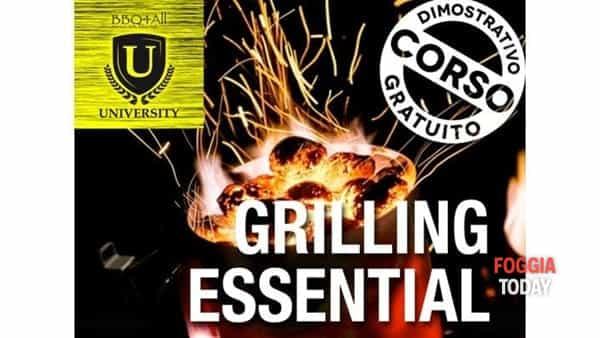 Corsi di cottura alla griglia al Garden Piccolo Giardino con la BBQ4all university