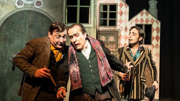 """A Manfredonia è di scena la grande commedia. """"La Bisbetica domata"""" in scena al Teatro """"Dalla"""""""