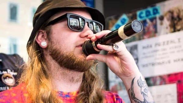 Nitro all'Alibi Summer fest: dopo i Subsonica il rapper si aggiunge alla line up