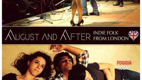Gli August and After, il trio indie-folk al Tolleranza Zero
