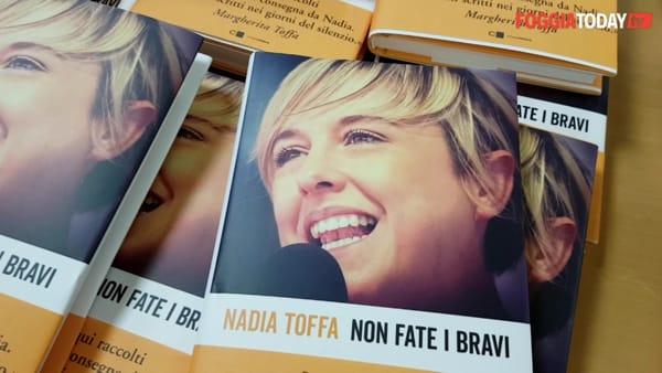 """L'ultimo messaggio di Nadia Toffa, """"un peperino adorabile che amava aiutare chi non aveva il potere di parlare"""""""