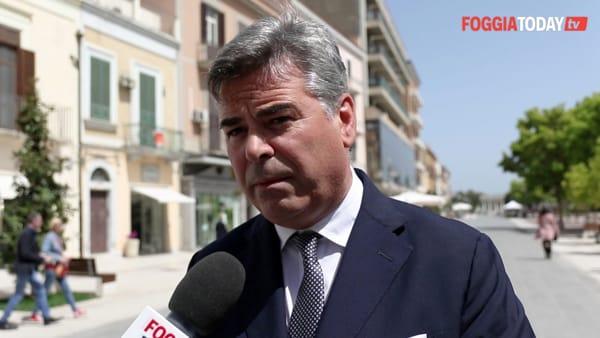 """Oltre duecento uomini e donne per 'Franco Landella sindaco': """"Fatto lavoro eccellente per Foggia, vinciamo"""""""